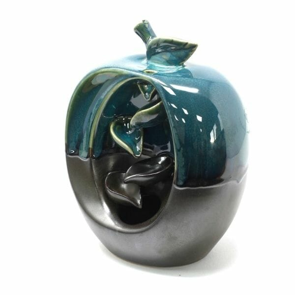 Apple Back Flow Incense Burner From The Penseth Company 2