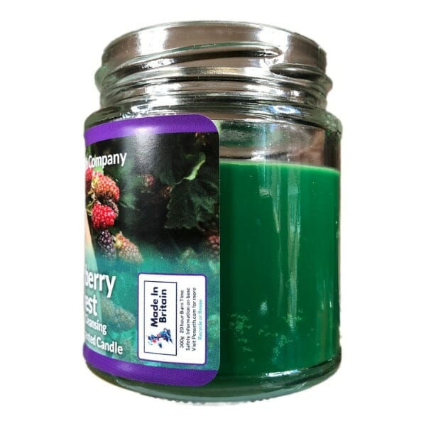 blackberry forest scented candle from penseth company 2.jpg