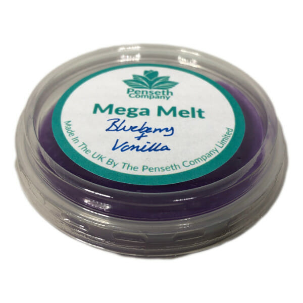 blueberry vanille mega melts 2 from the penseth company