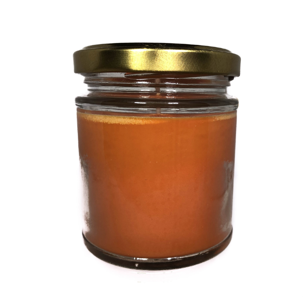 chocolate orange scented candle from the penseth company 1.png
