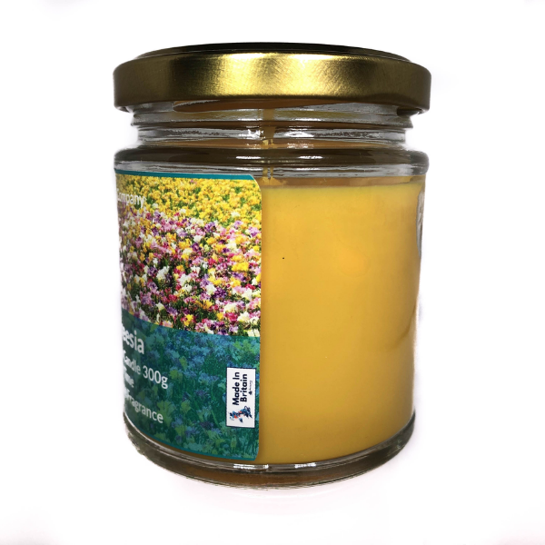 fresh freesia scented candle from the penseth company 1.png