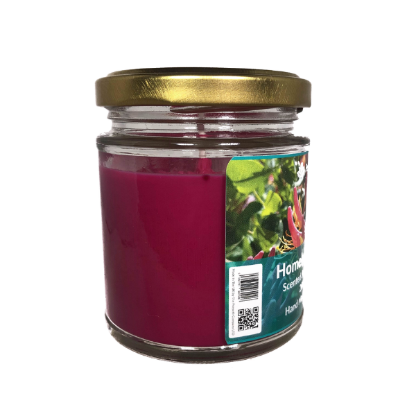 Homely Honeysuckle Scented Candle From The Penseth Company 4