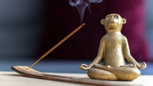 how to burn incense sticks safely with the penseth company 3
