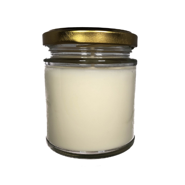 Lavender Chamomile Vanille Scented Candle From The Penseth Company2