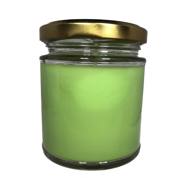 Lime Basil Mandarin Scented Candle From The Penseth Company 3