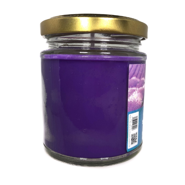 Local Lavender Scented Candle From The Penseth Company 3