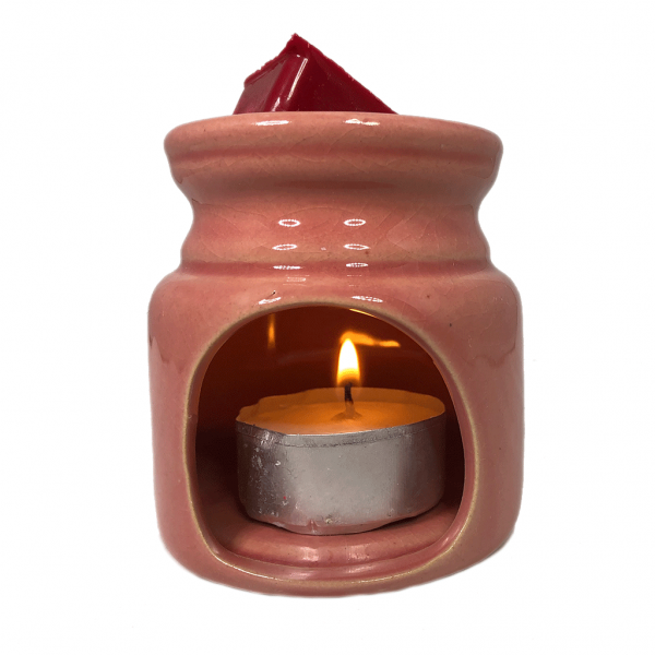 loving home mini melt burner in rose from the penseth company.png