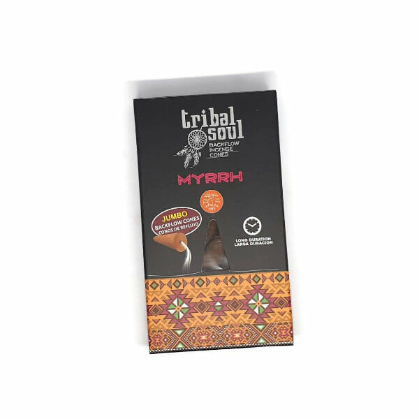 Myrrh2 Backflow Incense From Tribal Soul At The Penseth Company
