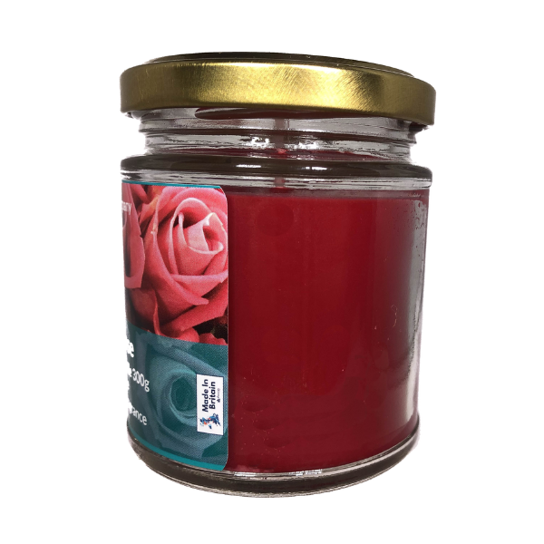 Rows Of Rose Penseth Candle 3