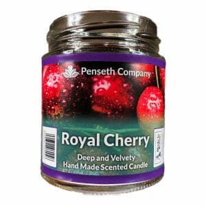 royal cherry scented candle from penseth company.jpg