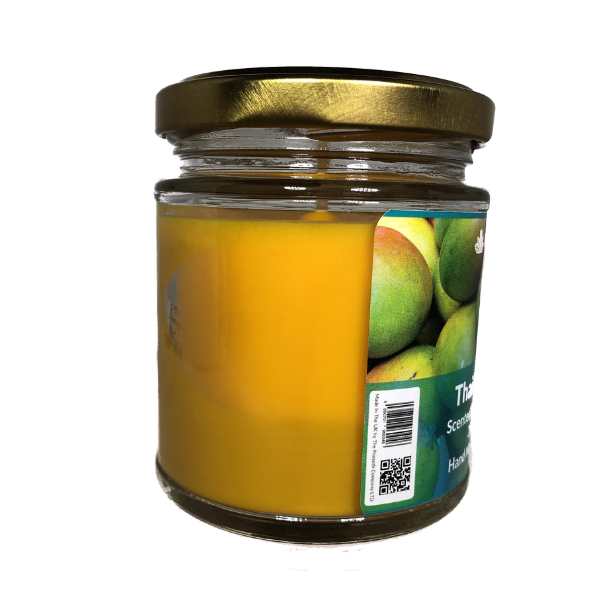 thai lime mango scented candle from the penseth company 3.png
