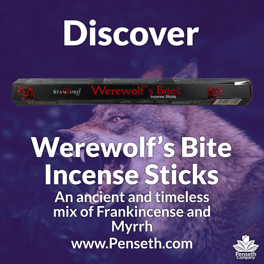 werewolfs bite mythical incense at penseth company 5