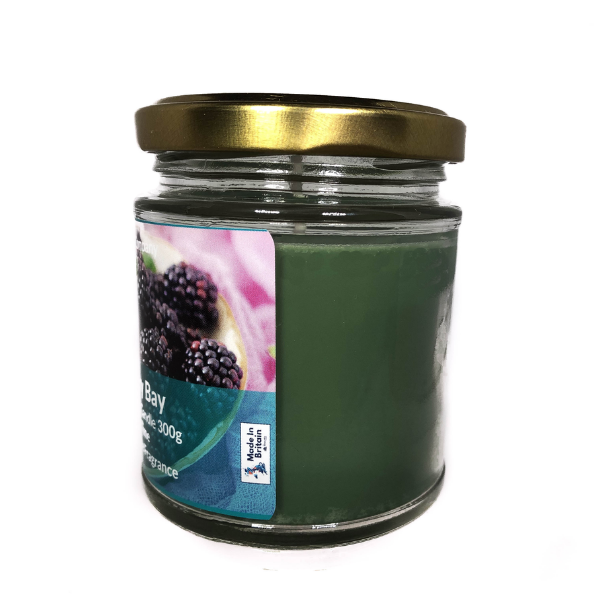 Blackberry Bay Scented Candle from The Penseth Company 4