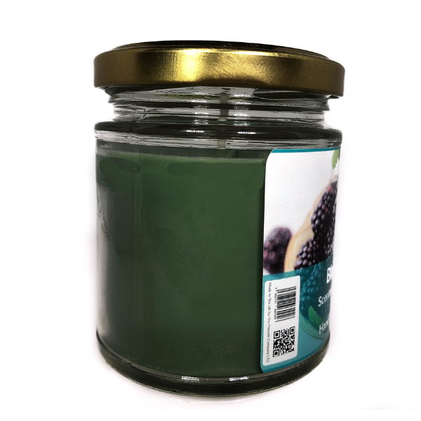 Blackberry Bay Scented Candle from The Penseth Company 2